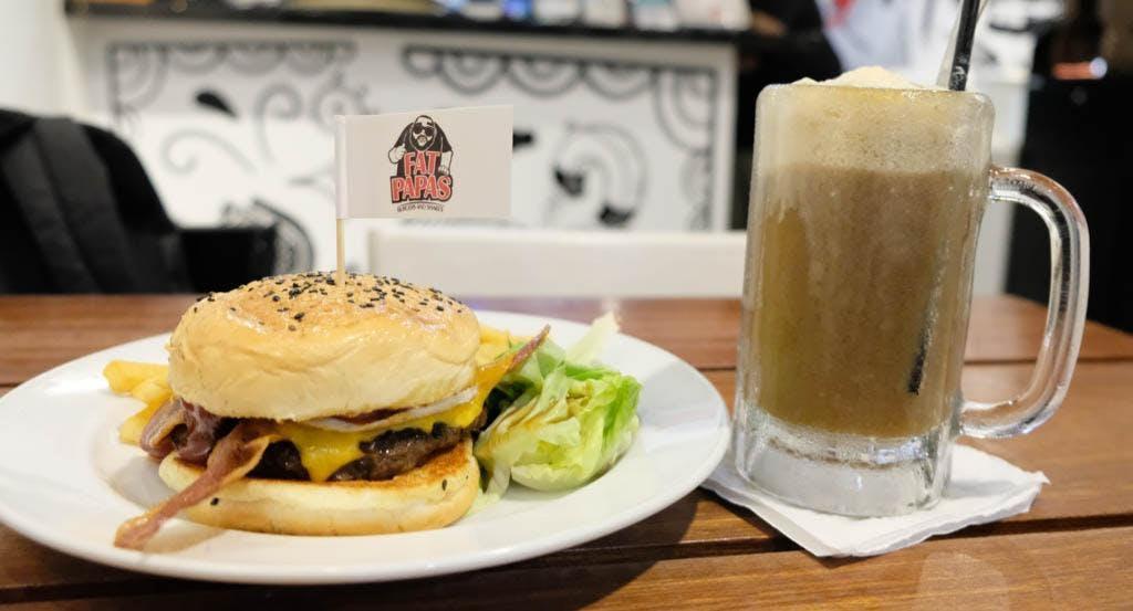 FatPapas Burgers And Shakes