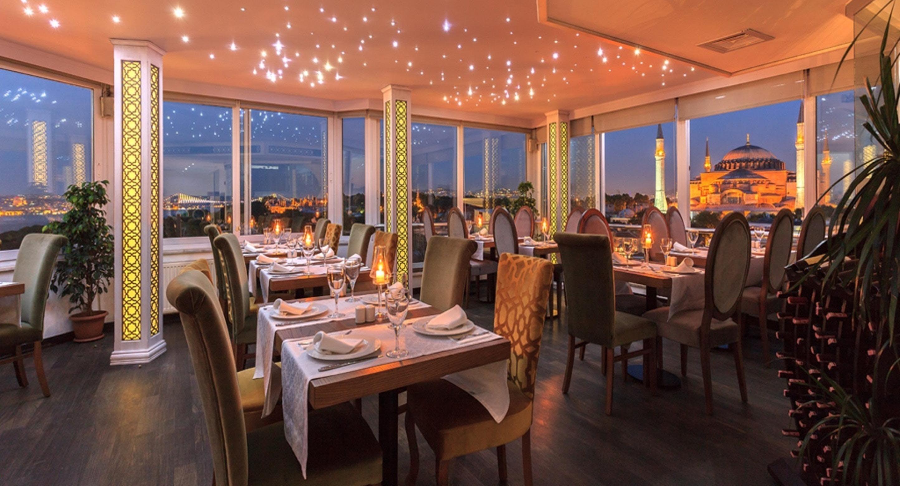 Photo of restaurant Panoramic Restaurant in Sultanahmet, Istanbul