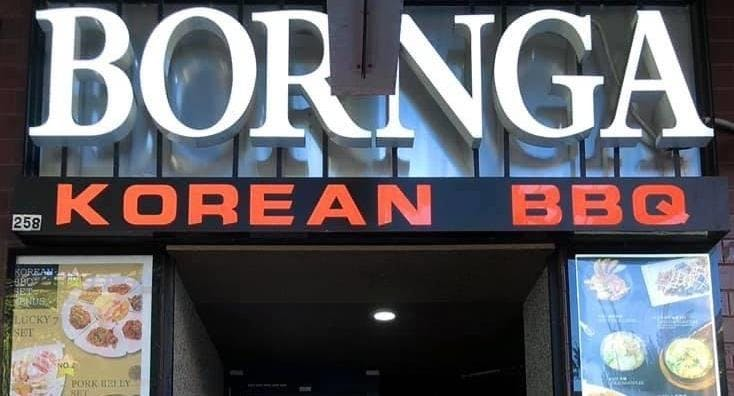 Bornga Korean BBQ Melbourne