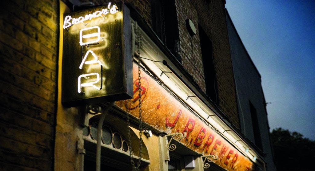 Brewer's Bar