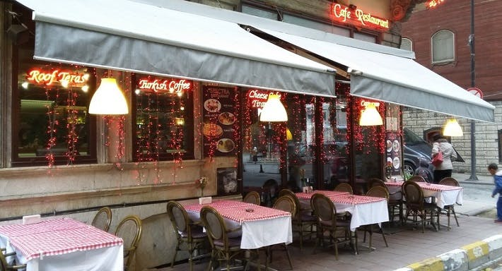 Spectra Cafe & Restaurant Istanbul image 2