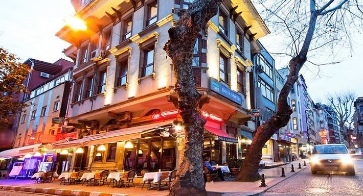 Spectra Cafe & Restaurant