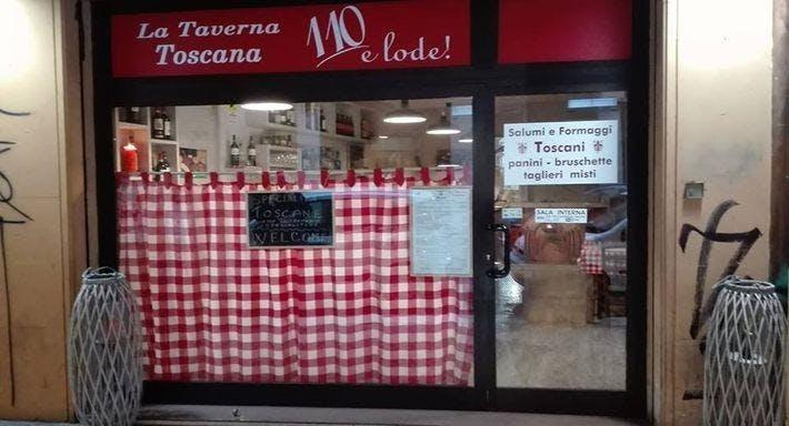 110 E Lode! La Taverna Toscana Bologna image 2
