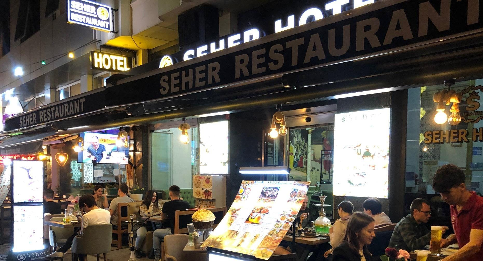 Photo of restaurant Seher Restaurant in Fatih, Istanbul