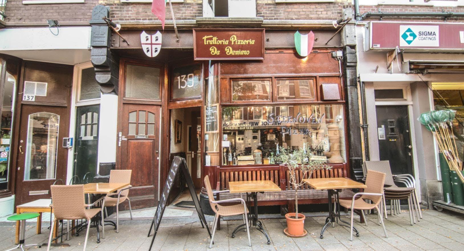 Trattoria Pizzeria Da Damiano Amsterdam image 2