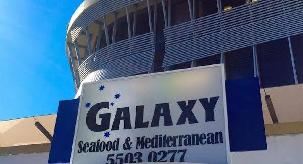 Galaxy Seafood & Mediterranean