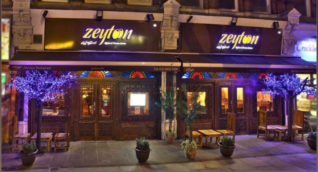 Zeytoon Manchester image 1