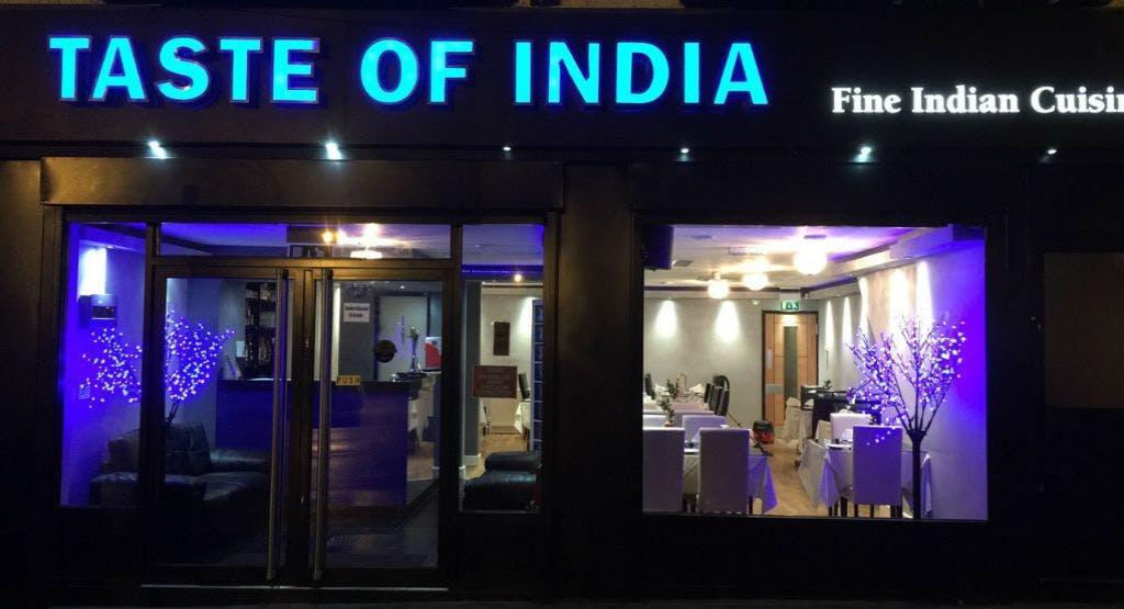Taste of India - Lenton Nottingham image 1
