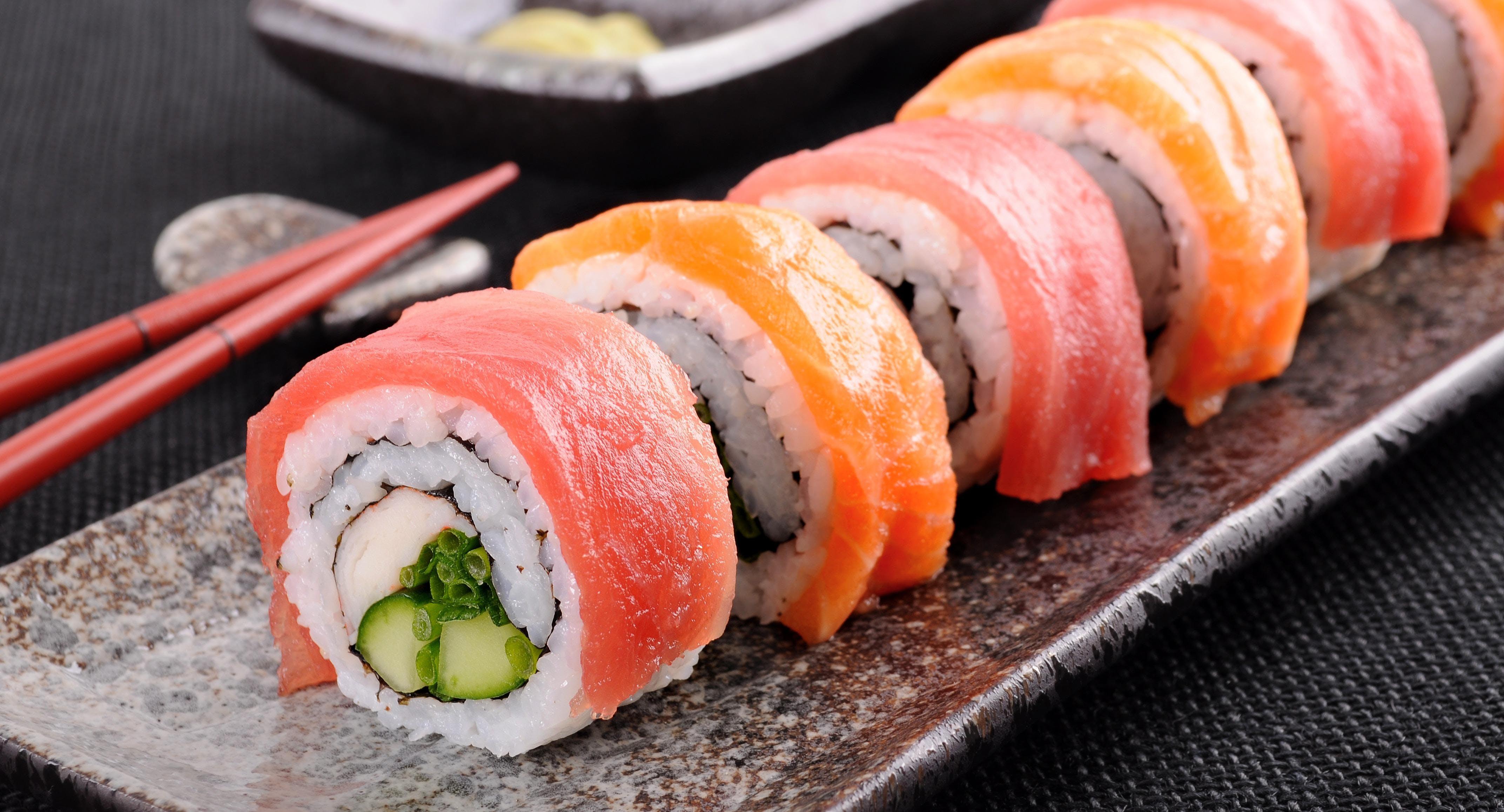 Oh! Sushi