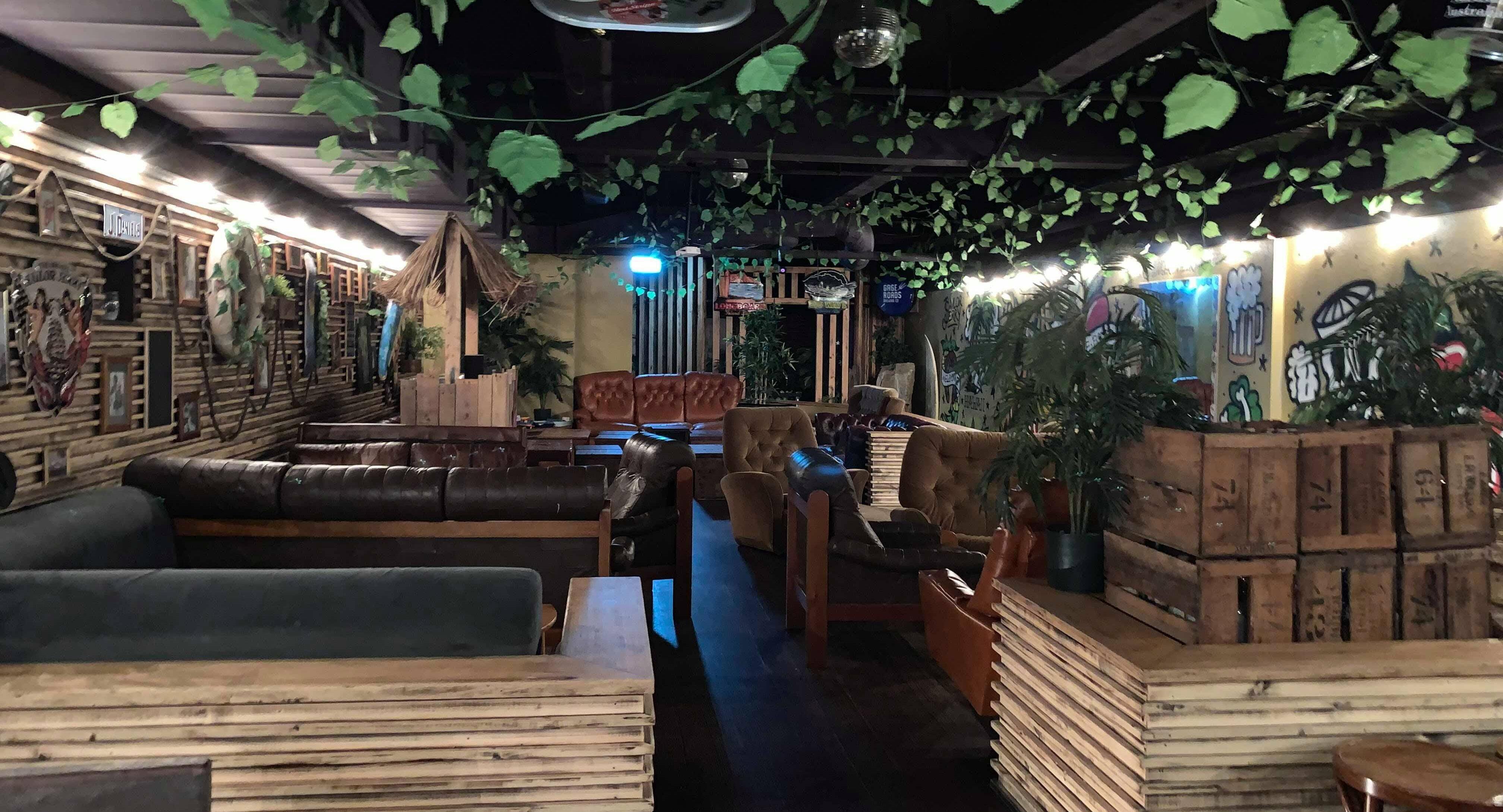 Jack & Bones Island Bar