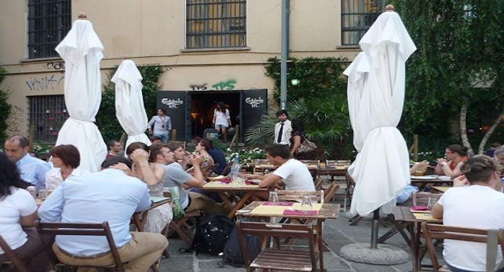 Il dehors del Carlsberg Ol di Milano, Porta Nuova - Fonte: Quandoo