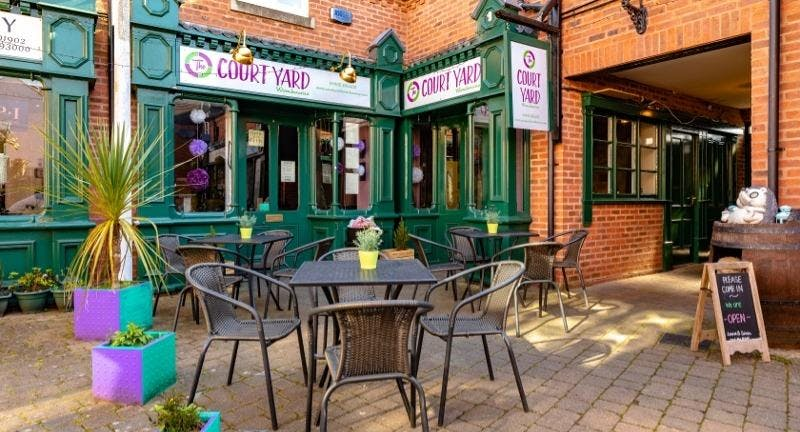 The Courtyard Wombourne