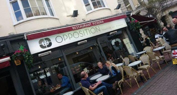 Opposition Restaurant Brighton