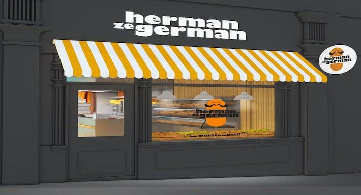 Herman ze German Soho