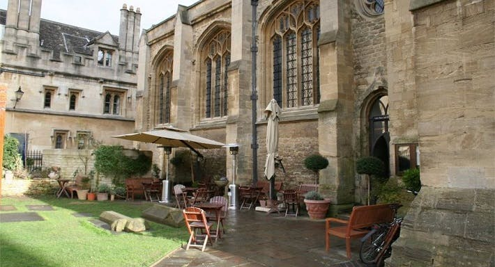 The Vaults and Garden Oxford image 1