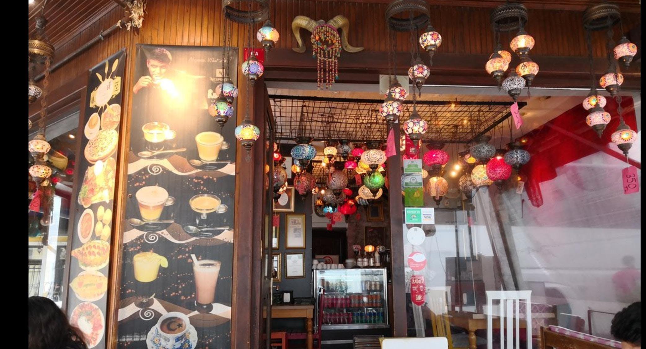 Cafe Rumist