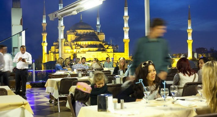 Seven Hills Restaurant İstanbul image 3