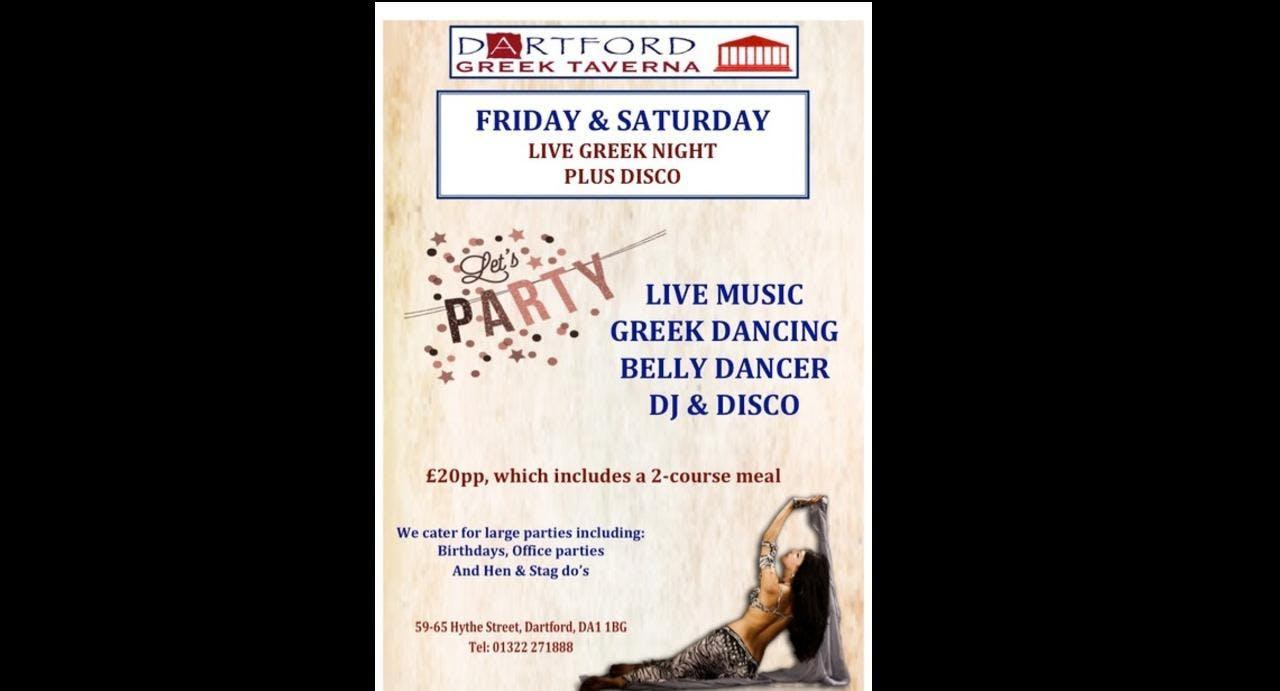 Dartford Greek Taverna