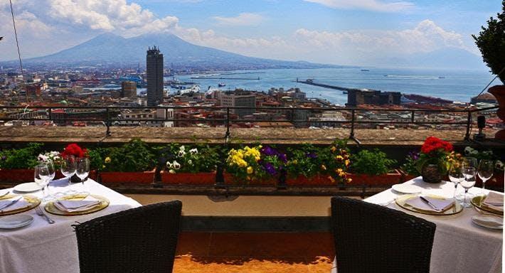 La Terrazza Dei Barbanti in Napoli, Vomero | Gleich Ausprobieren