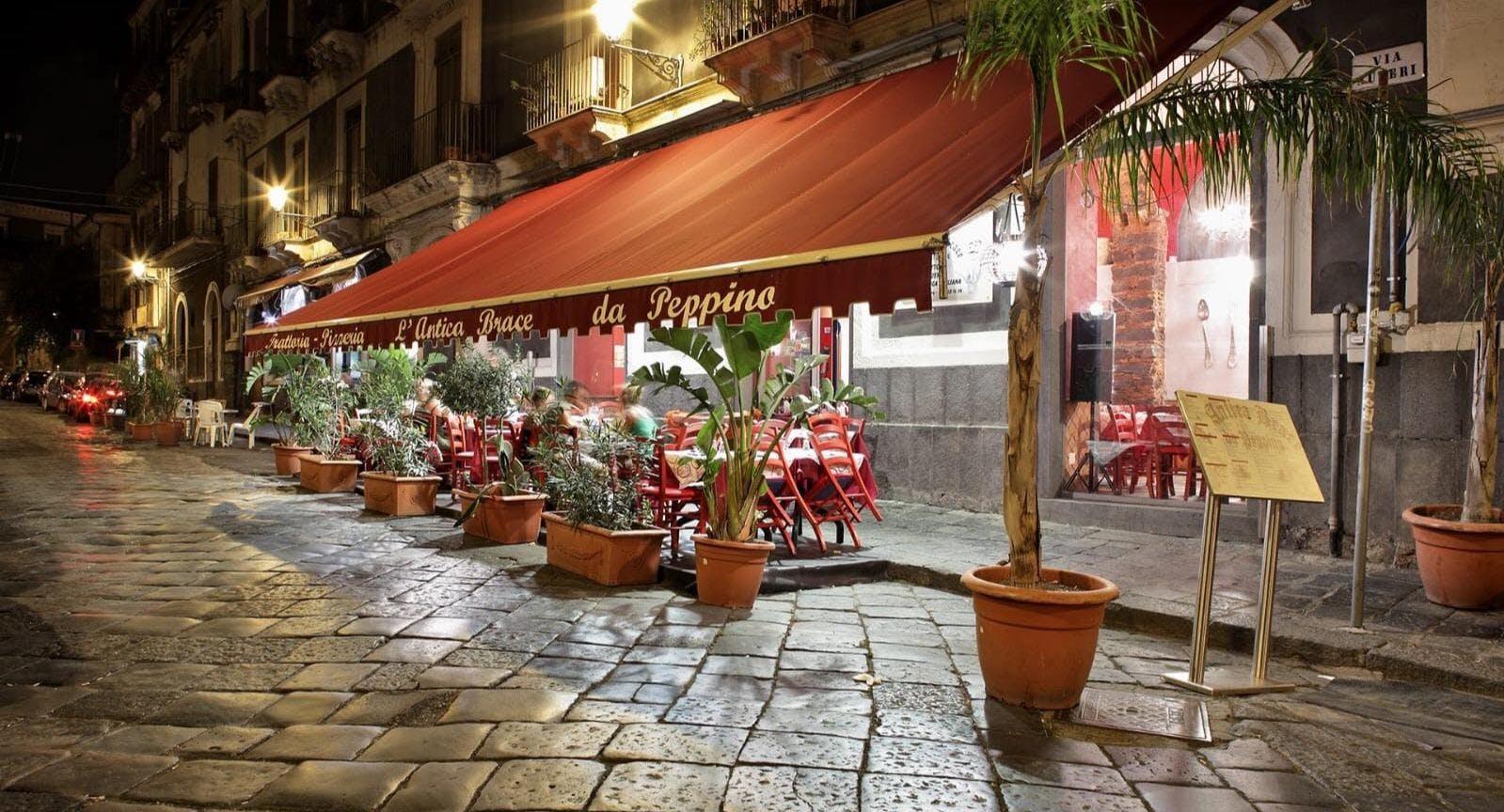 L' Antica Brace da Peppino Catania image 1