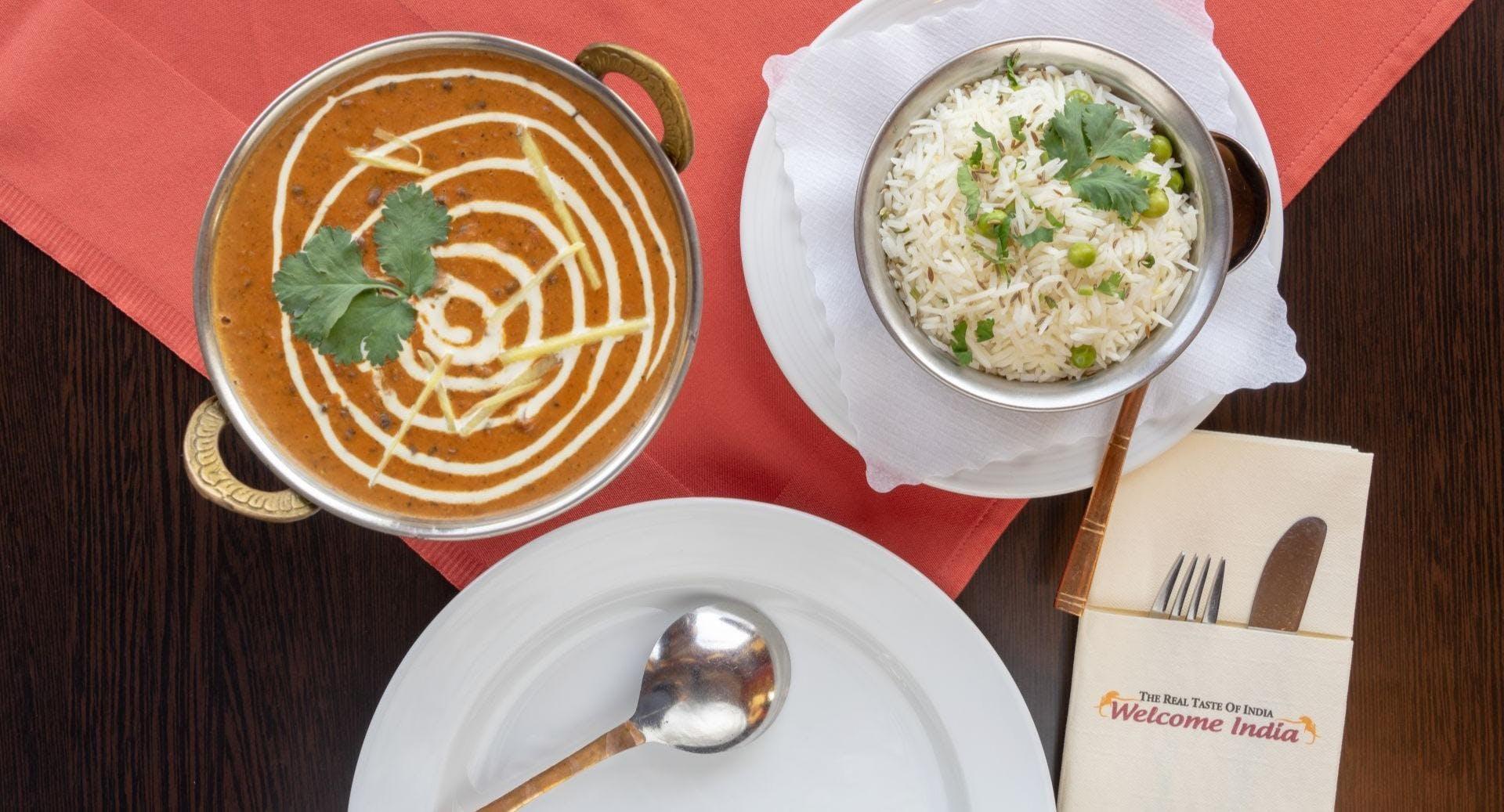 Welcome India Restaurant Hambourg image 2