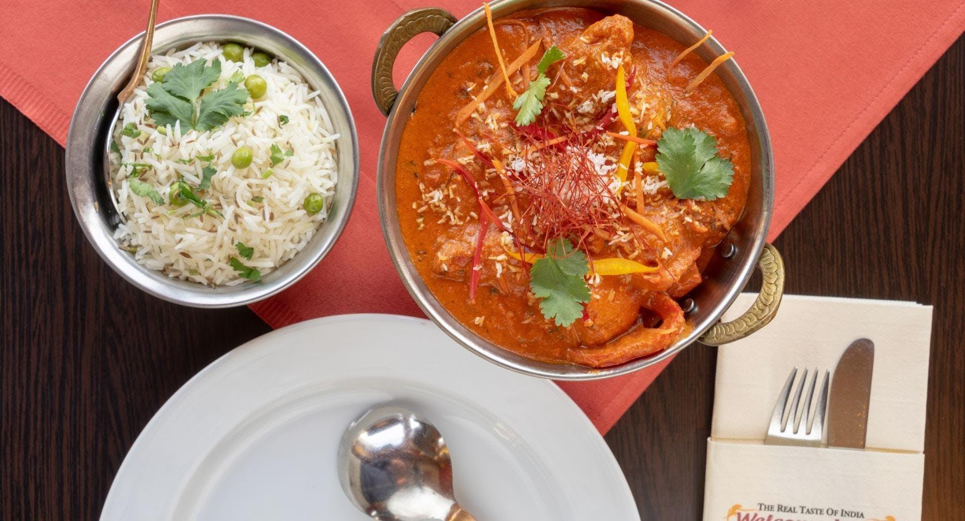 Welcome India Restaurant Hambourg image 3