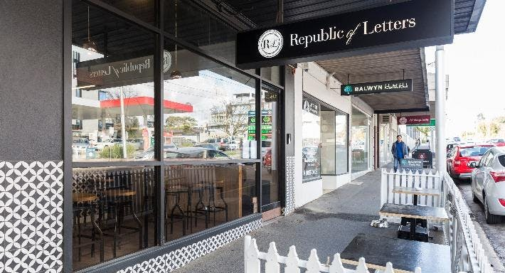 Republic of Letters Cafe Melbourne image 2