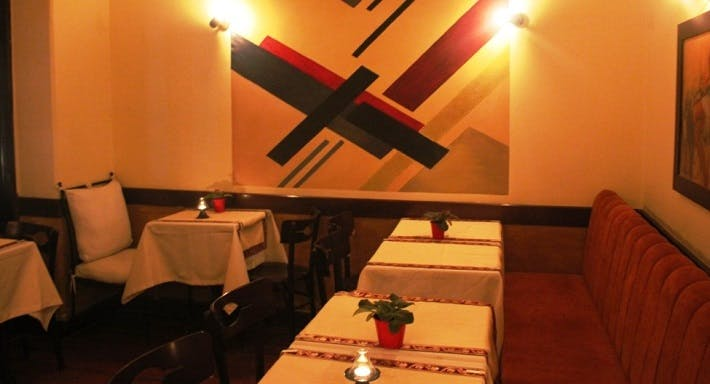 Magnaura Restaurant