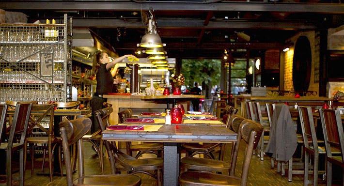 Bbq Kitchen In Berlin Mitte Online Reservieren