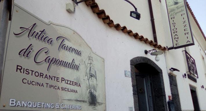 Antica Taverna di Capomulini