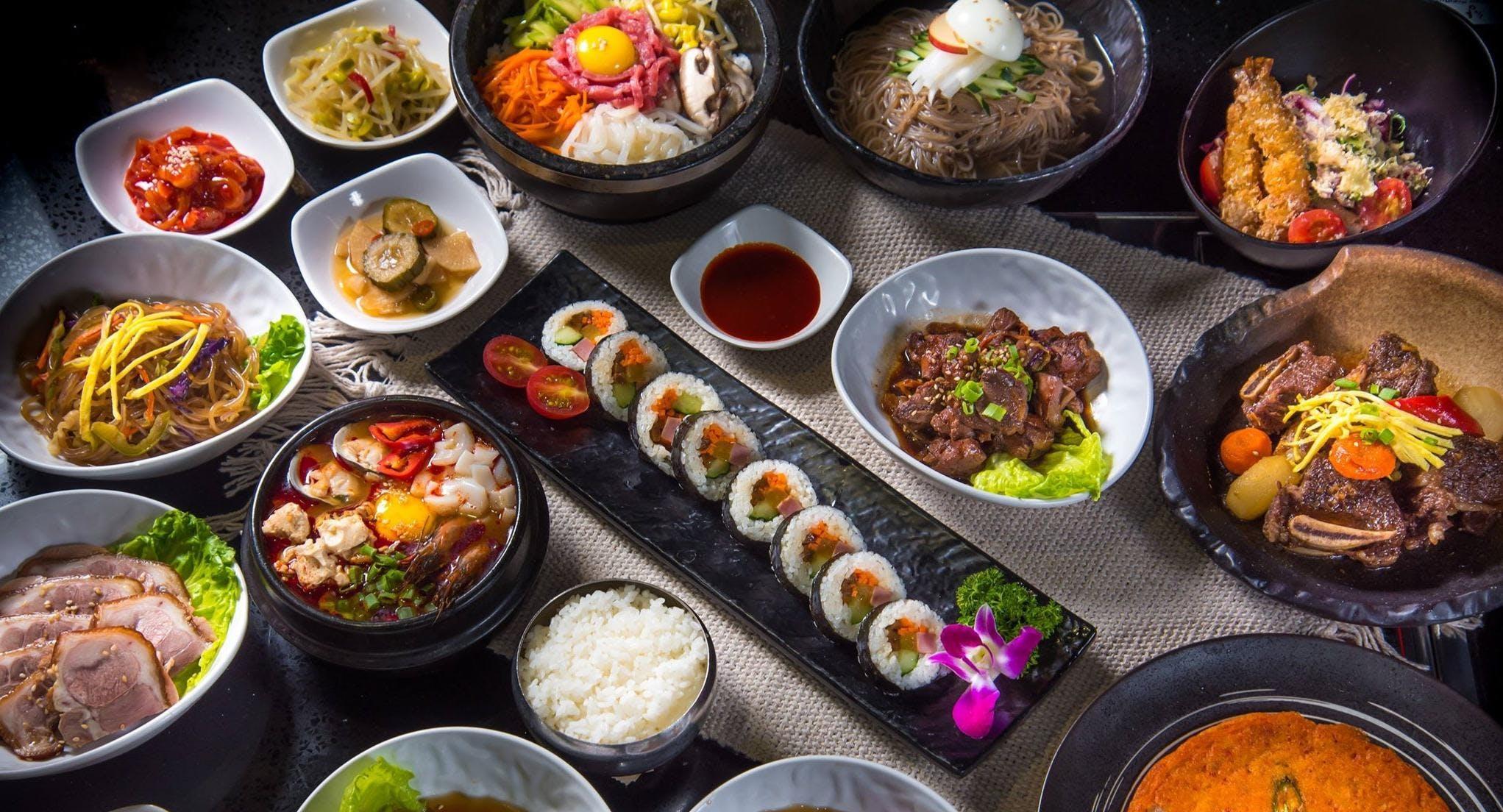Pyeong Chang Korean BBQ MK 平昌 Hong Kong image 3