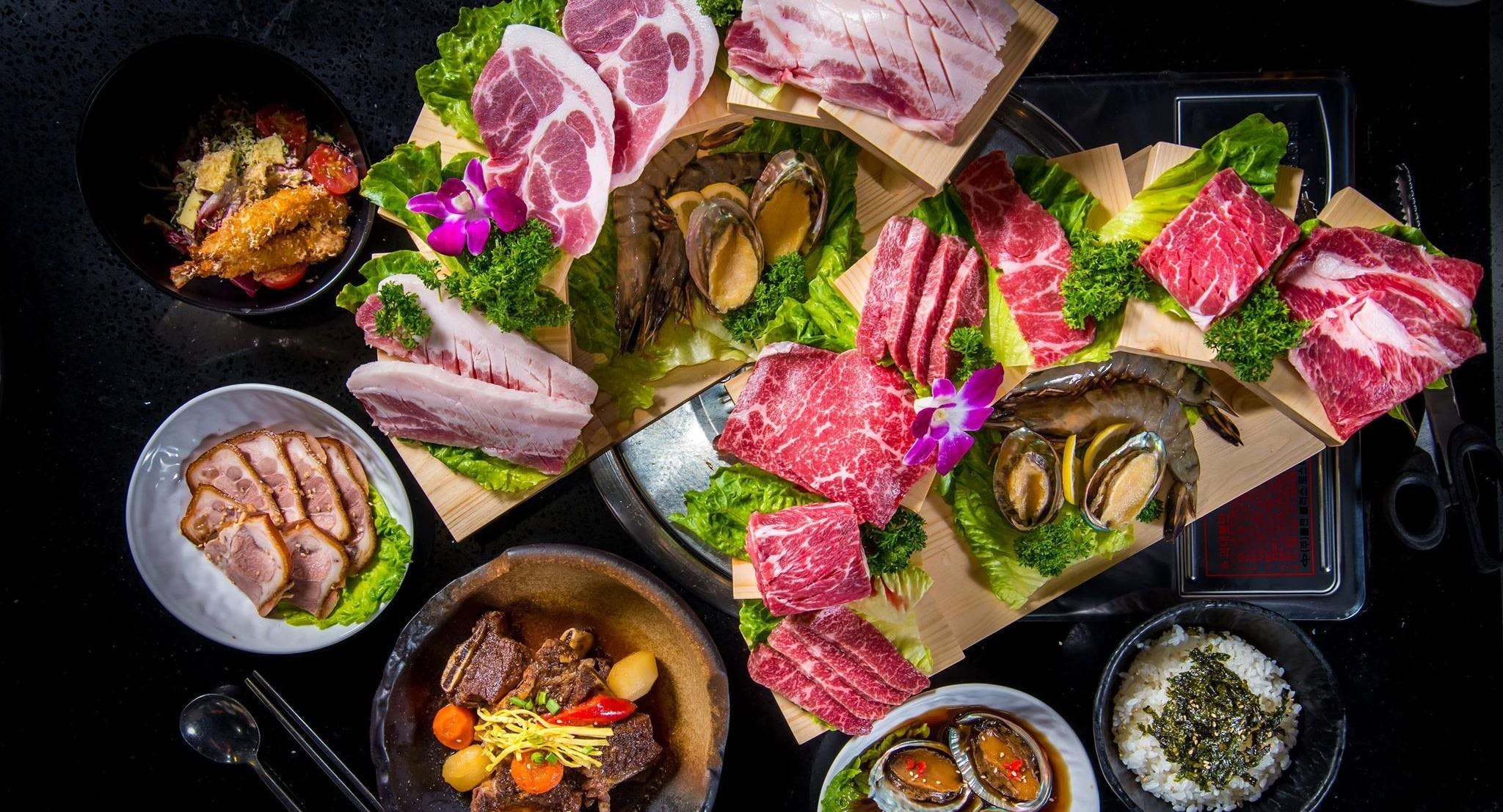 Pyeong Chang Korean BBQ MK 平昌 Hong Kong image 2