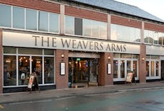 Restaurant The Weavers Arms Leigh in Leigh, Wigan