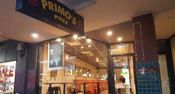 Primo's Pizza House