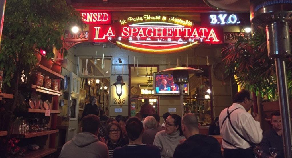 La Spaghettata Melbourne image 1