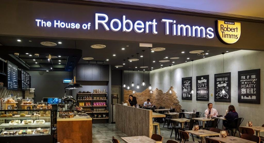 The House of Robert Timms - Marina Bay Link Mall Singapore image 1