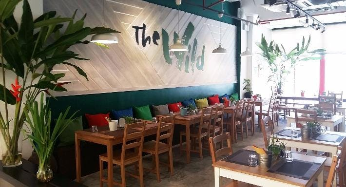 The Wild Restaurant Singapore image 2