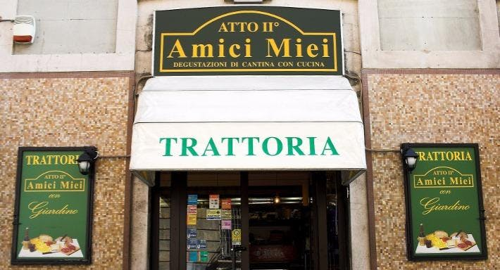 Trattoria Amici Miei - Atto II Milano image 2