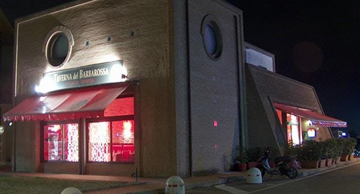Pizzeria Taverna del Barbarossa