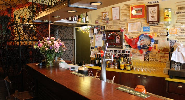Spaans Restaurant Vamos a Ver Amsterdam image 5