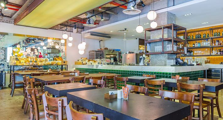 Bistro Nassim Hill Bakery Bar Singapore image 3