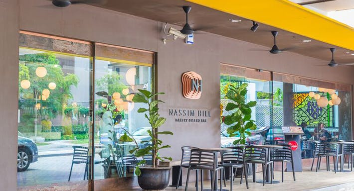 Bistro Nassim Hill Bakery Bar Singapore image 2