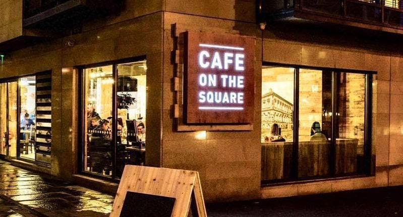 Cafe on the Square Belfast image 3
