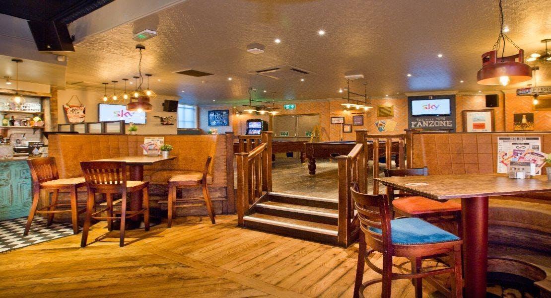Photo of restaurant Hyde Park Hotel Leeds in Headingley, Leeds