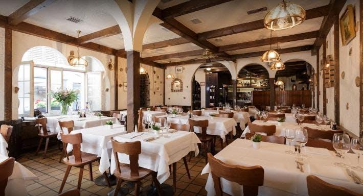 Restaurant Madrid
