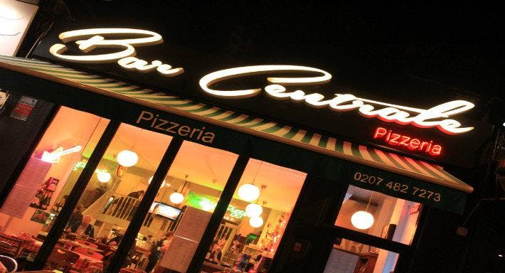 Bar Centrale Restaurant and Pizzeria London image 5