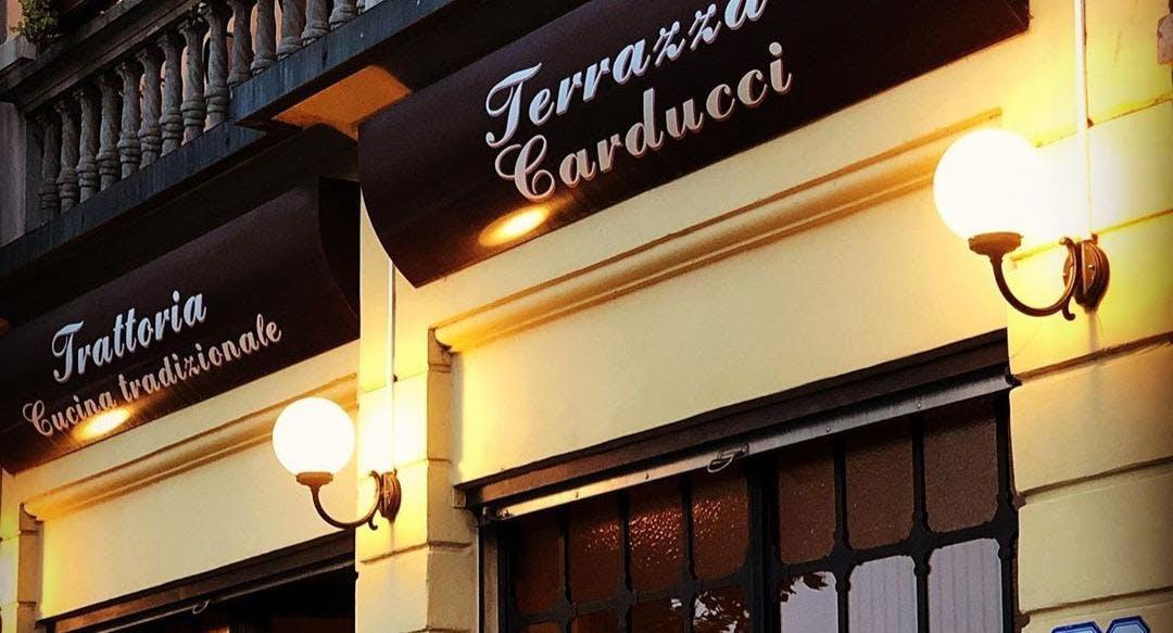 Guarda Il Menu Di Terrazza Carducci Padova