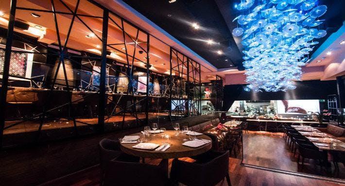 DSTRKT Restaurant London image 2