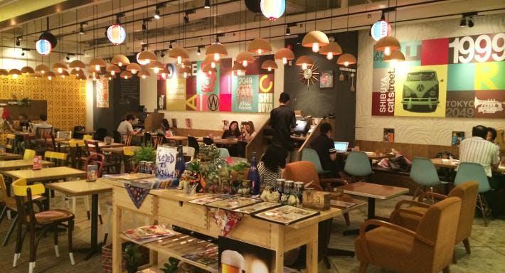 Wired Cafe - Causeway Bay Hong Kong image 4