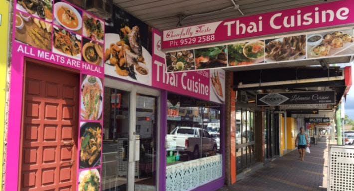 Cheerfully Taste Thai Cuisine